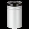 Afvalbak met geïntegreerde vlamdover 80 liter