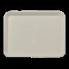 Vitrineschaal ABS VB 040834 wit 24 x 28 cm