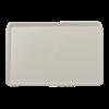 Vitrineschaal ABS VB 040865 wit 42 x 28 cm