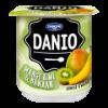 Romige kwark mango, kiwi en banaan