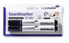 Whiteboard marker assortiment, zwart