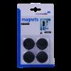 Magneten zwart  30 mm