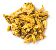 Lemon pepper reepjes gebraden