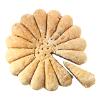 Broodstaart bruin, BIO