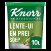 Lente-Ui en Preisoep Poeder opbrengst 10L