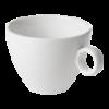 Cappuccinokop 23 cl wit