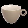 Kop cappuccino 23 cl, mud