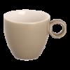 Kop koffie 17 cl, mud