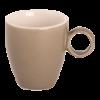 Kop espresso 6.5 cl, mud