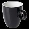 Espressokop 6.5 cl zwart