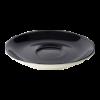 Koffieschotel 13.5 cm zwart