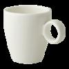 Espressokop 6.5 cl wit