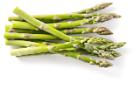Groene asperge tips