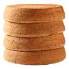 Kapseltaart vanille rond 18cm