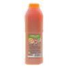 Vruchtensap sinaasappel-aardbei