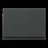 Tafelbord zwart, acrylic, A8