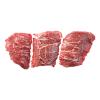 Grainfed runder flat iron steak Australië