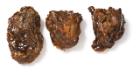 Sousvide gegaarde kalfs wang gekruid
