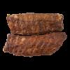 Gebraden varkens spareribs slow cooked ongekruid doos 6kg