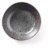 Bord Iron Stone diep model, 22 cm