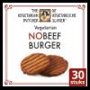Nomeat vegetarische hamburger