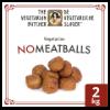 Nomeatball vegetarische gehaktbal klein