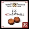 Nomeatball vegetarische gehaktbal groot