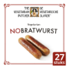 Nobratwurst vegetarische braadworst