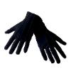Serveerhandschoenen maat L, zwart