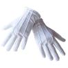 Serveerhandschoenen maat M, wit