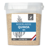 Nederlandse quinoa gepoft