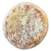 Authentieke Italiaanse pizza margherita 29cm