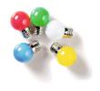 LED-lampenset 5 kleuren