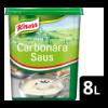 Carbonara Saus Poeder Opbrengst 7L