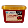 Hot pepper pasta gochujang