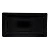 Tray GN 1/3 32.5 x 17.6 cm melamine, zwart
