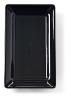 Tray GN 1/4 26.5 x 16 cm melamine, zwart
