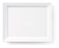 Tray GN 1/2 32.5 x 26.5 cm melamine, wit