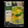 Groene curry pasta vegetarisch