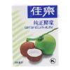 Zuivere kokosroom 0.2 liter