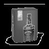Whisky met 2 tumblers in tinnen verpakking